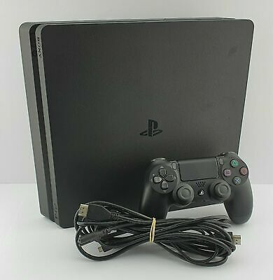 AU290 • Buy 1TB PS4 Sony PlayStation 4 Slim Digital Only Console & Accessories + FAST POST