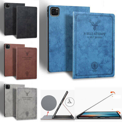 AU25.79 • Buy For IPad Pro 11  12.9  2020 2021 Smart Case Shockproof Leather Folio Stand Cover