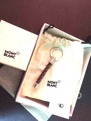£32.07 • Buy MONTBLANC WOVEN GOOD Condition With Box And Paperwork AUTHENTIC GERMANY