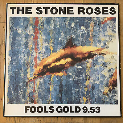 £25 • Buy The Stone Roses - Fools Gold 9.53 1992 Reissue ORE T13
