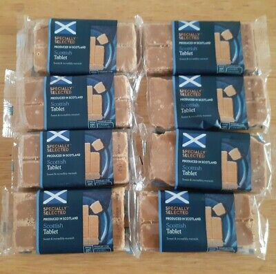 £17.99 • Buy Aldi Scottish Tablet X8, 95g In Each Bar Of 8 Squares. Produced In Scotland