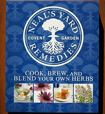 £3.27 • Buy Cook, Brew, And Blend Your Own Herbs (Neals Yard Remedies), Susannah Steel, Used