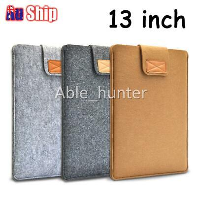 AU9.95 • Buy For MacBook Air 11  13  New Macbook Pro Laptop Sleeve Travel Bag Cover Case NEW