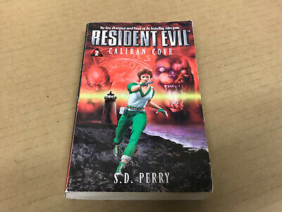 AU14.22 • Buy Resident Evil #2 Caliban Cove By S. D. Perry (1998, Pocket Books 1st Printing)