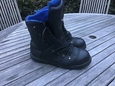 £40 • Buy Haix Chainsaw Boots. Size 9.5.