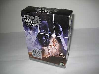 £2.99 • Buy Star Wars Trilogy Limited Edition Digitally Remastered