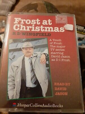 £3.99 • Buy R.D. Wingfield - Frost At Christmas (2xAudio Cass 1996) Frost #1