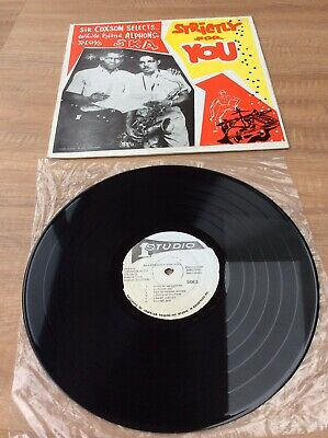 £29.99 • Buy Sir Coxson Selects Strictly For You - Jamaican Studio One Reggae Vinyl LP Record