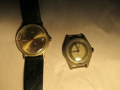 £0.99 • Buy A Bucherer & Titus Watch, For Spares, Fakes?