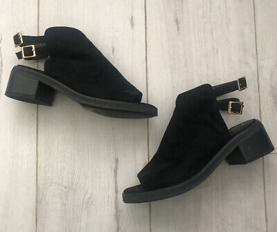 £3 • Buy MISSGUIDED Buckled Shoes
