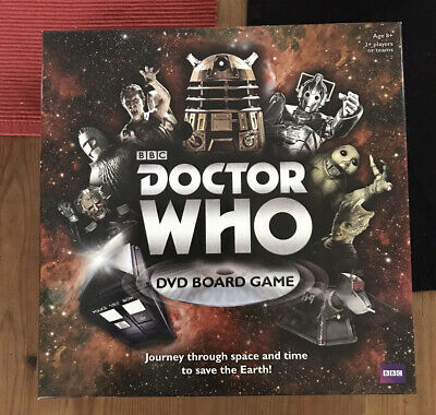 £1.80 • Buy Doctor Who DVD Board Game