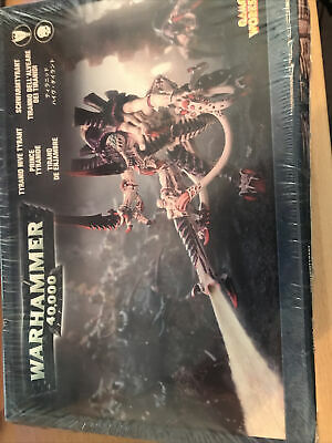 £28 • Buy Tyranid Hive Tyrant - Unopened And Sealed - 99110106040