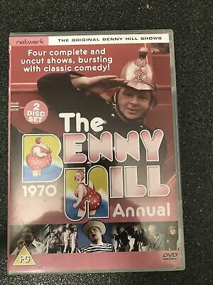 £1.50 • Buy The Benny Hill Annual - 1970 [DVD]4 Complete And Uncut Shows.