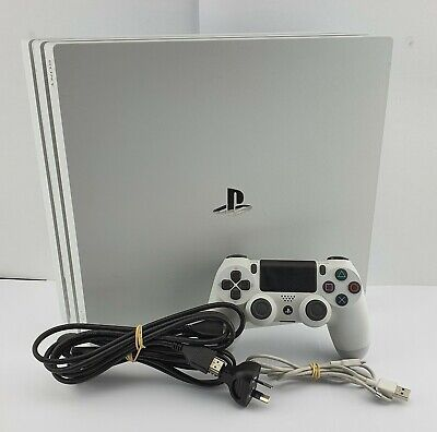 AU399 • Buy 1TB PRO PS4 - Sony PlayStation 4 Pro Console - White