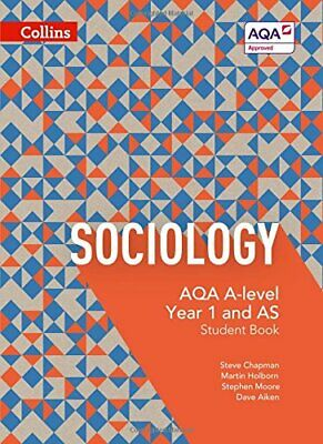 £22 • Buy Collins Sociology AQA A-Level Year 1 And AS