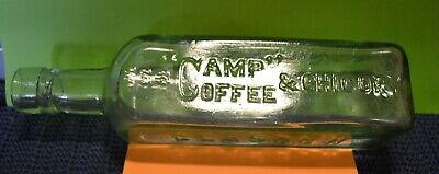 £5 • Buy Paterson's ESS Camp Coffee & Chicory Glass Bottle Glasgow. Used.