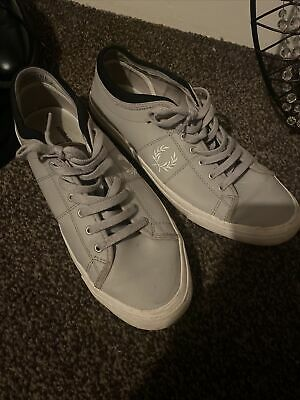 £40 • Buy Fred Perry Shoes Size 9