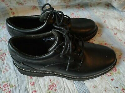 £11.99 • Buy Rockport Trutech Black Leather Size 7 Shoes Excellent Condition