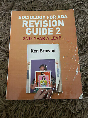 £5 • Buy Revision Guide 2 Sociology A-level