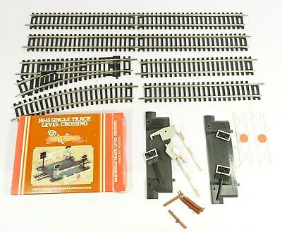 £1 • Buy Hornby Level Crossing Parts, Point, Trackwork