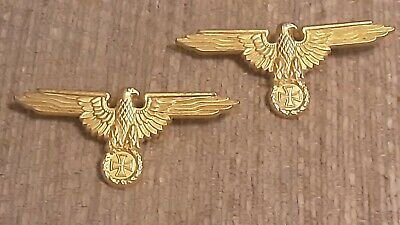 £10 • Buy X2 - WWII Germany Iron Cross Medal,s  German Empire Eagle Emblem.