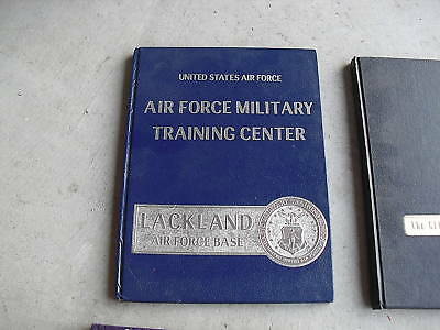 $75 • Buy 1980s Military Training Yearbook Lackland Air Force