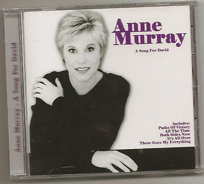 Anne Murray, Cd  A Song For David  New Sealed • 7.99$