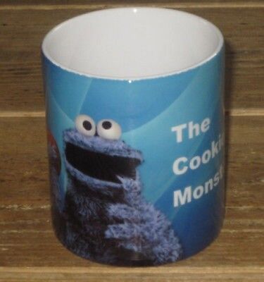 £8.99 • Buy The Cookie Monster Muppets Great New MUG