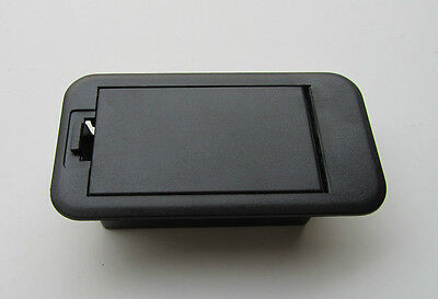 £3.60 • Buy 9V Battery Cover Battery Box Case Compartment For Guitar Bass