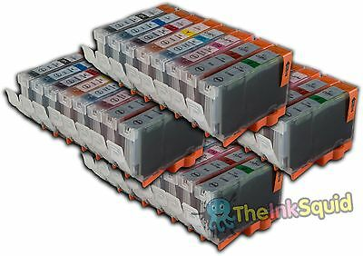 £31.50 • Buy 32 X Chipped Compatible CLI-8 Ink Cartridges For Canon Pixma PRO 9000 Mk II