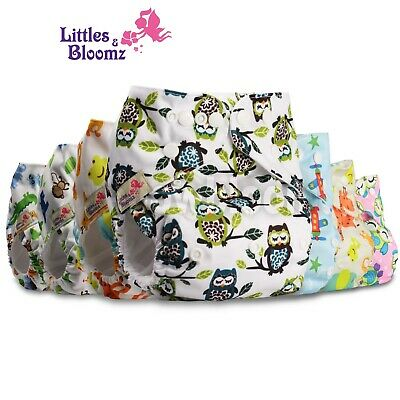 Baby Reusable Washable Pocket Cloth Nappy Stoffwindeln Pañal Couches Pannolini  • 22.29£