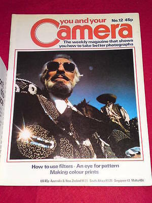 You And Your Camera #12 - An Eye For Pattern • 4.99£