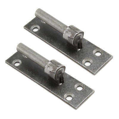 £7.95 • Buy Hook On Plate Only Gate Shed Spare Band Hook Hinges Pin Self Colour