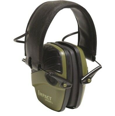 Electronic Ear Defenders Howard Leight Impact Sport Shooting Earmuffs Protection • 54.94£