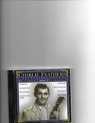 £5.67 • Buy Charlie Feathers, Cd  The Complete King Recordings  New Sealed