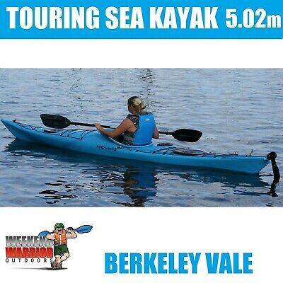 AU899 • Buy Sea Kayak 5.02m Super Fast Touring SELLING FOR OVER 10 YEARS Weekend Warrior