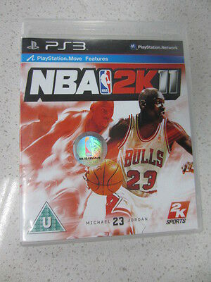AU9.99 • Buy NBA 2K11 PS3 Game USED