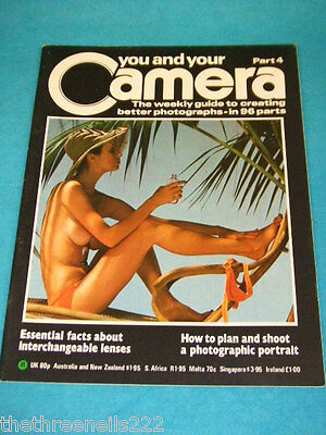 You And Your Camera # 4 - Photgraphic Portrait • 4.99£