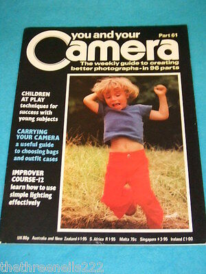 You And Your Camera #61 - Children At Play • 4.99£