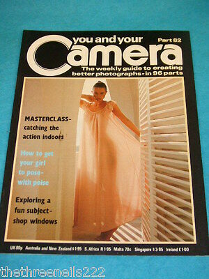 You And Your Camera #82 - Shop Windows • 4.99£