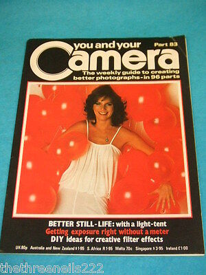 You And Your Camera #83 - Better Still Life • 4.99£