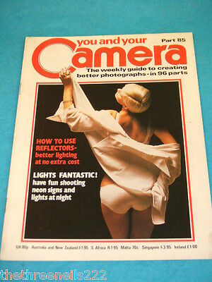 You And Your Camera #85 - How To Use Reflectors • 4.99£