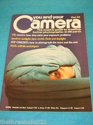 You And Your Camera #43 - Pop Concerts • 4.99£