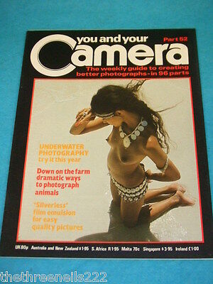 You And Your Camera #52 - Underwater Photography • 4.99£