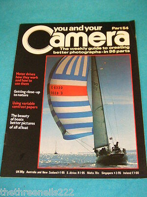 You And Your Camera #54 - The Beauty Of Boats • 4.99£
