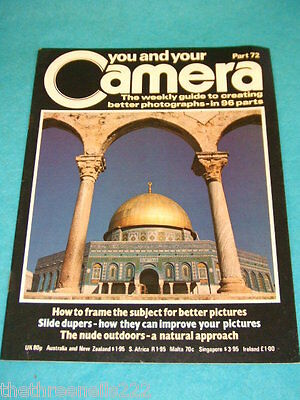 You And Your Camera #72 - The Nude Outdoors • 4.99£