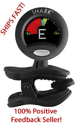 $ CDN16.26 • Buy Black Snark Sn-5x Chromatic Headstock Tuner For Guitar, Bass, Uke, Banjo & More!