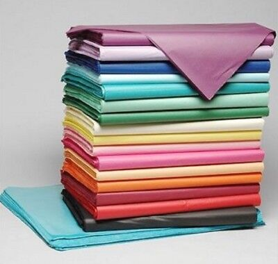£5.55 • Buy Cheap Luxury 18GSM Retail Present Gift Wrapping Tissue Paper Sheets - 50x75cm