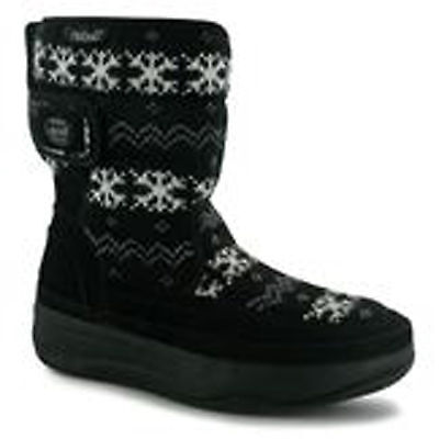 Womens Skechers Tone Up Boots Size 3-8 Winter Snow Ski Next Day Post Ladies/girl • 59.99£