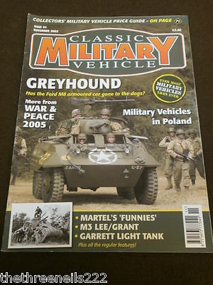 Classic Military Vehicle - Military Vehicles In Poland - Nov 2005 • 6.99£